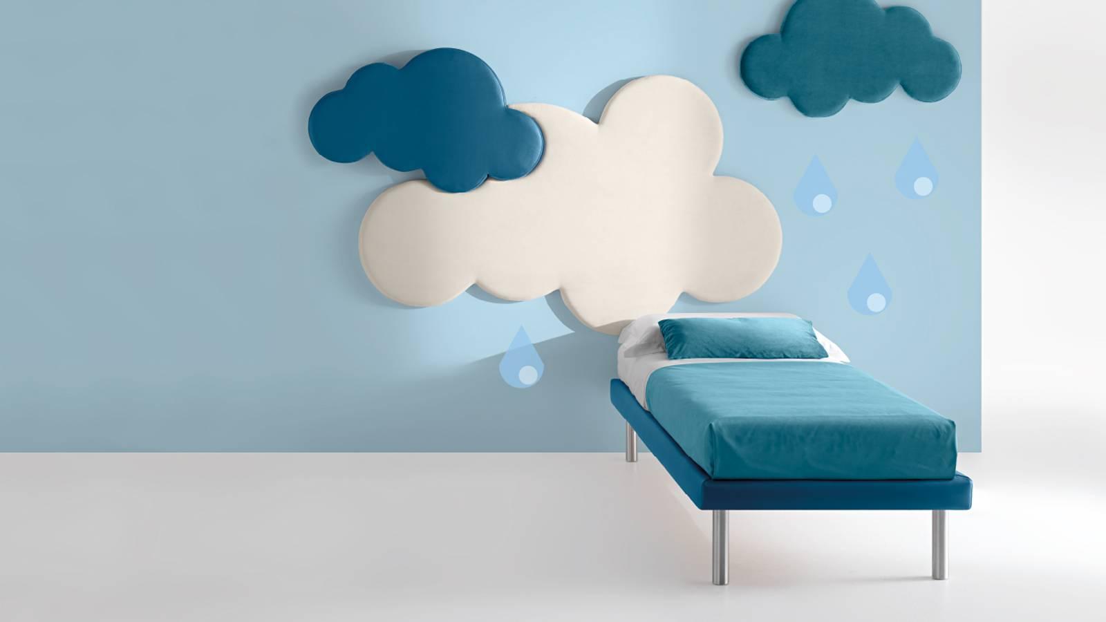 Cloud collezione letti kids world bside letti samoa