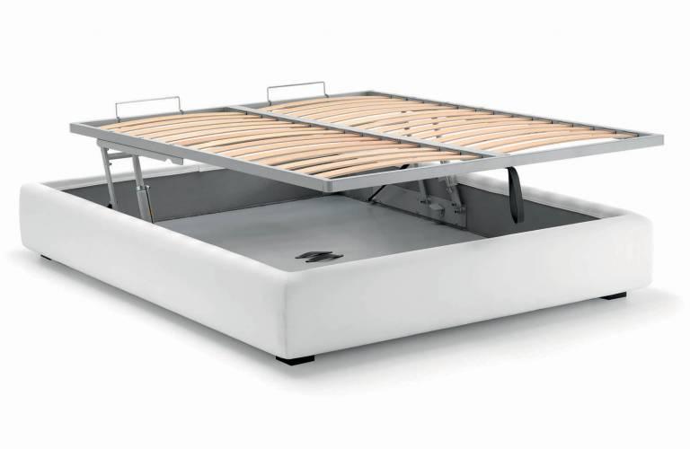 Sistema alzarete logical sistemi alzarete per letti contenitore bside letti samoa - Sommier letto matrimoniale ...
