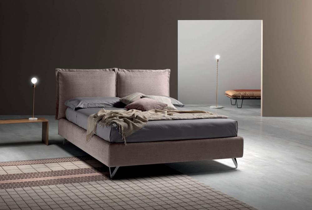 Wisp collezione letti your style modern bside letti for Letti matrimoniali ikea opinioni